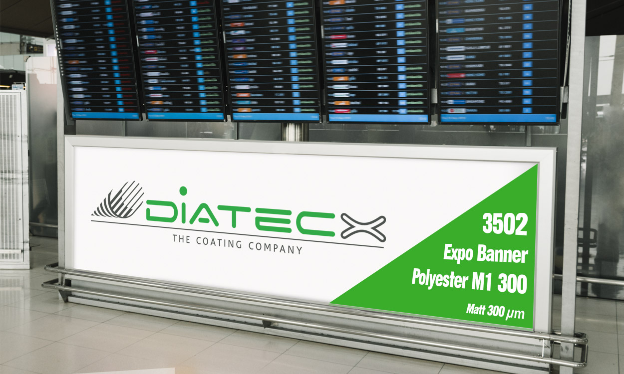 3502 - Expo Banner Polyester M1 300