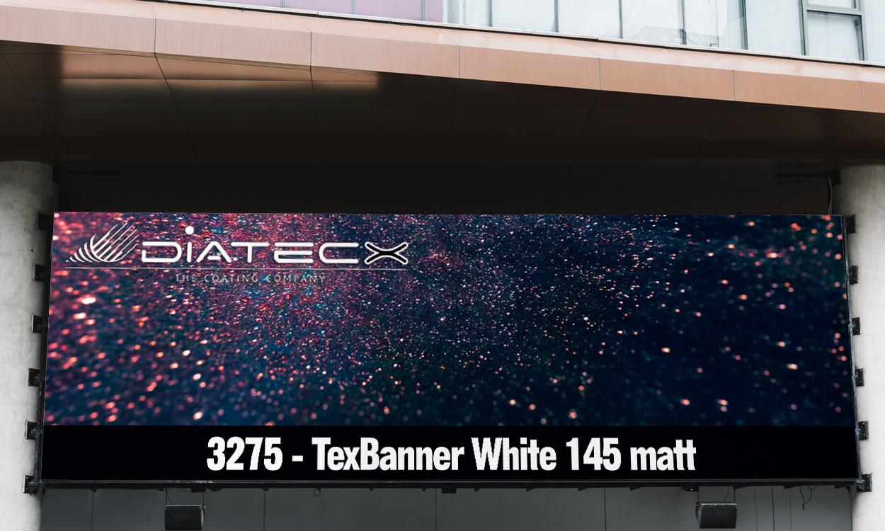 3275 - TexBanner White 145 matt