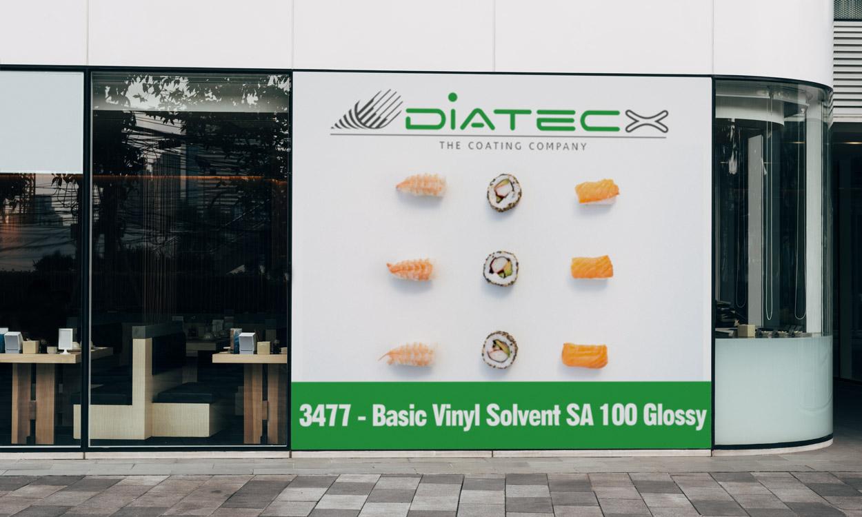 3477 - Basic Vinyl Solvent SA 100 glossy