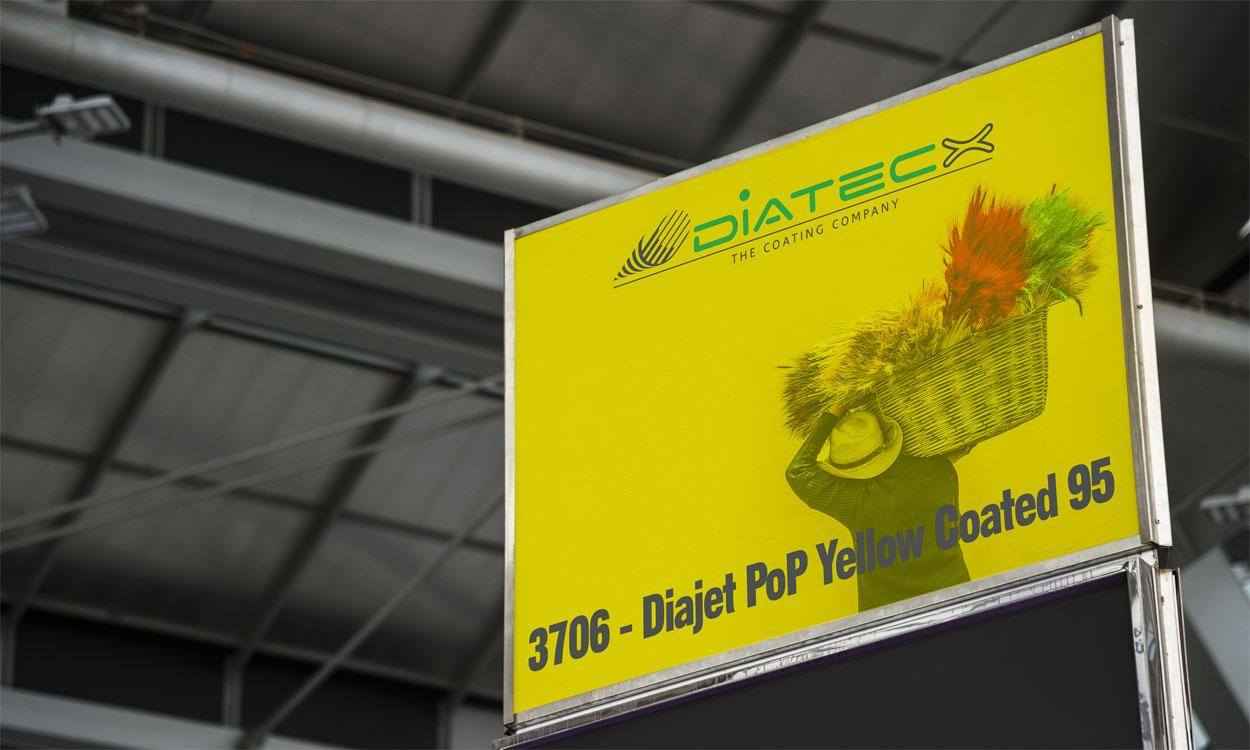 3706 - Diajet PoP Yellow Coated 95