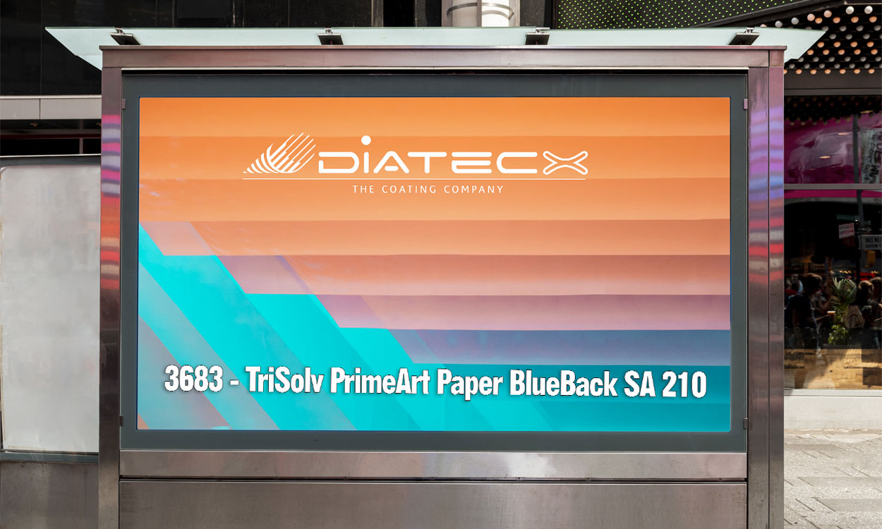 3683 - TriSolv Poster Paper Prime 135 BB SA Glossy