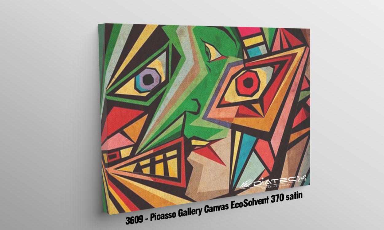3609 - Picasso Canvas Prime 370 Satin
