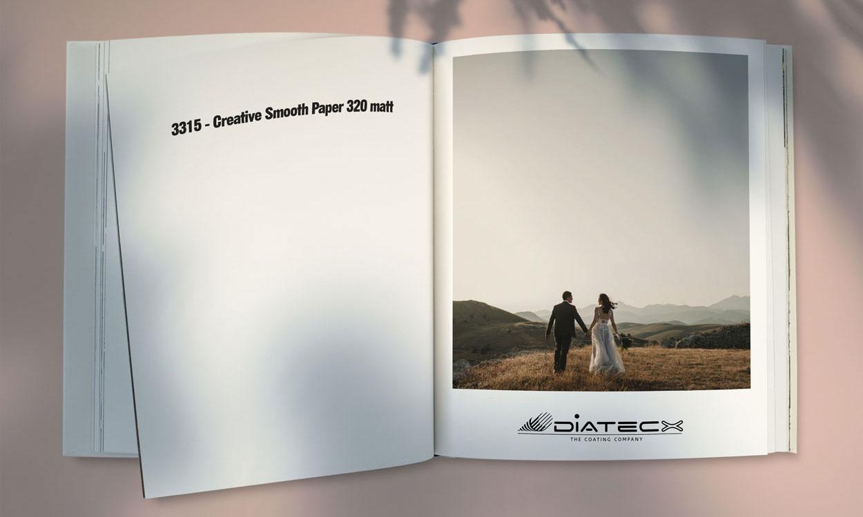 3315 -  Creative Smooth Paper 320 matt